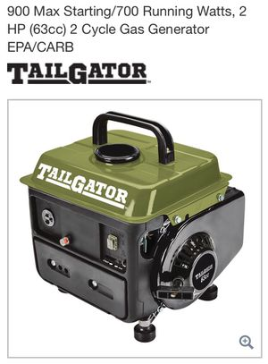 Generator for Sale in Springfield, OR