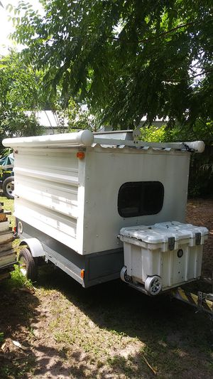 4x6 trailer . must sell today for Sale in Orange City, FL