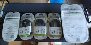 Belkin premium networking cable. for Sale in Temecula, CA