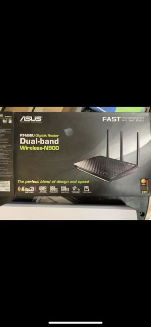 Asus WiFi Router for Sale in Scottsdale, AZ
