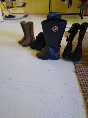 Brand Girls Boots For Sale - Size 11-12. for Sale in Del Valle, TX