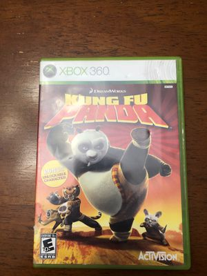 Xbox 360 game King Fu Panda for Sale in Scottsdale, AZ