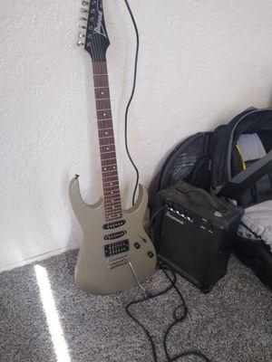 Ibanez rg 6 string for Sale in Modesto, CA