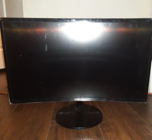 "Samsung CF390 Series 24"" LED Curved HD FreeSync Monitor for Sale in Golden, CO"