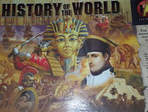 History of the World Board Game for Sale in San Diego, CA
