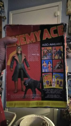 COLLECTION figure ENEMY ACE for Sale in San Jose, CA