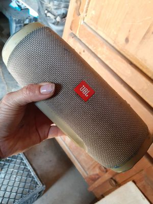 JBL charge 3 bluetooth speaker for Sale in Bakersfield, CA