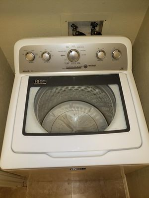 Maytag Washer/ G E Dryer 4.7 Capacity for Sale in Arlington, TX