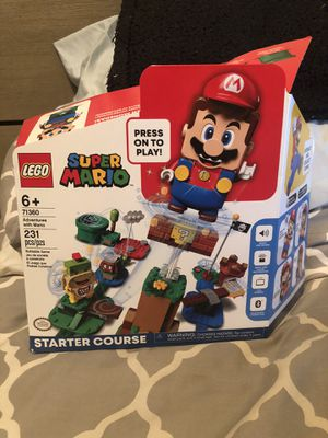 Lego Super Mario Starter course for Sale in New York, NY
