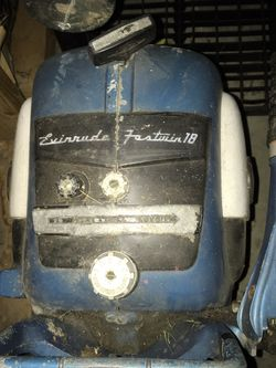 1957 Evinrude Fast Twin 18 for Sale in Gold Bar,  WA