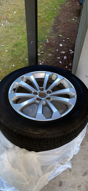"""18"""" Rims And Tires Set For Sale for Sale in Bremerton, WA"""