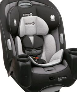 Safety 1st Grow and Go Sprint One-Hand Adjust All-in-One Convertible Car Seat, Soapstone II for Sale in Sylmar,  CA