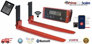 Wireless Forklift Scale for Sale in Ontario, CA
