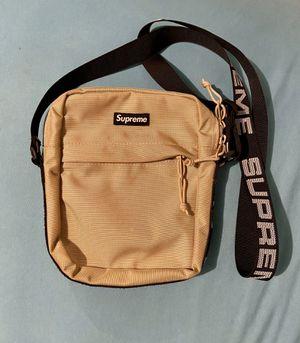 Supreme Shoulder Bag (Tan) for Sale in West Palm Beach, FL