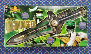 Power Rangers Legacy Dragon Dagger for Sale in Niederwald, TX