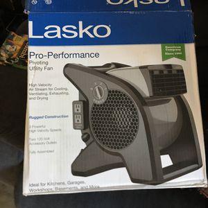 Lasso Utility Fan for Sale in Palmdale, CA