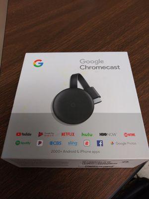 Chromecast Original for Sale in San Antonio, TX