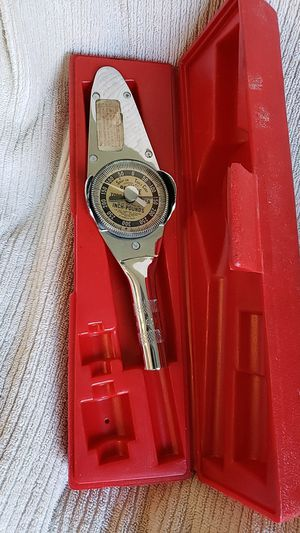 Snap on torque meter tool for Sale in Bishop, CA