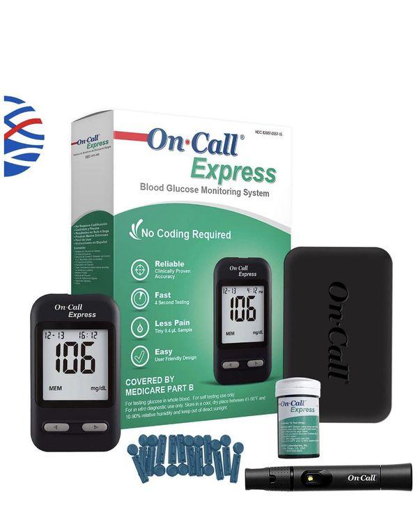 Glucosa monitoring system kit