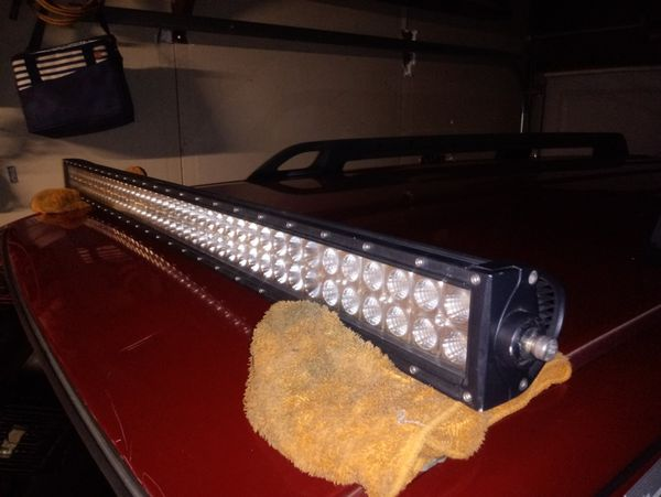 Truck LED LIGTS DOUBLE ROW