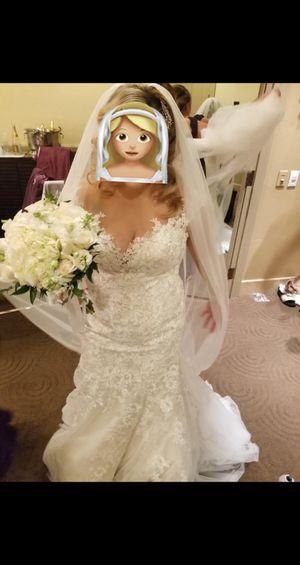 Wedding dress $150 for Sale in Santa Ana, CA