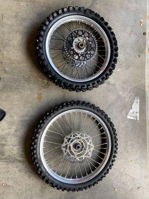 RMZ 250 wheel set for Sale in Bremerton, WA