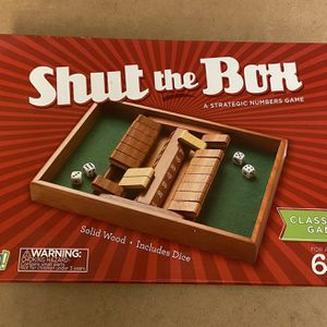 SHUT THE BOX for Sale in Orting, WA
