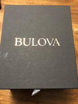 Mens Bulova Watch for Sale in Vancouver,  WA