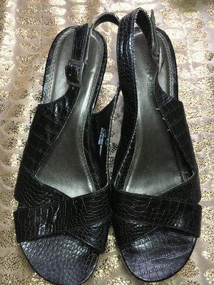 Black Fashion Bug Wedge Heels for Sale in Joliet, IL
