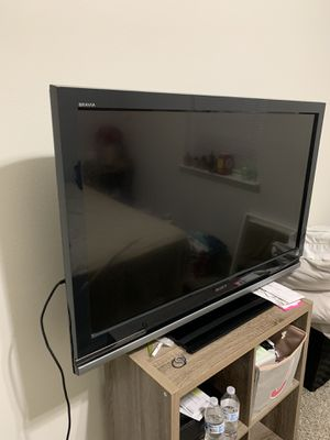 """Sony Bravia 46"""" inch tv for Sale in Haines City, FL"""