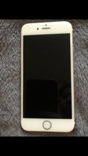 iPhone 6s 32gb cricket for Sale in Franklin, MI