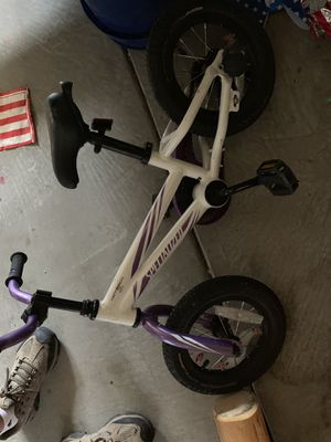 "Specialized 12"" kids bike with training wheels for Sale in Bend, OR"