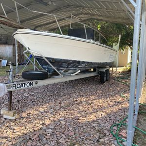 19 ' Róbalo Center Consolé for Sale in Lake Wales, FL
