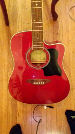 Acoustic guitar for Sale in Skiatook, OK