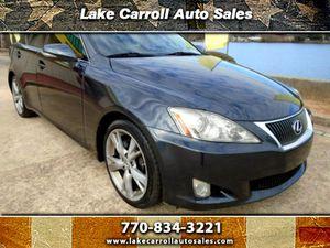 2010 Lexus IS for Sale in Carrollton, GA