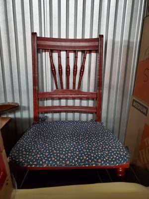 antique wooden chair for Sale in Lake Shore, MD