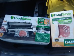 SEAL & SAVE $2700+ W/ *NEW* FOODSAVER for Sale in Oakland, CA