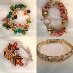Womens bracelets costume jewelry for Sale in Nashville, TN