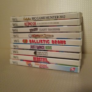 Assorted Wii Games for Sale in Phoenix, AZ