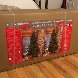 New In Box 7.5ft Tree From Costco for Sale in Fairfax, VA