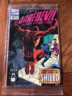 Daredevil comic for Sale in McDonald, PA