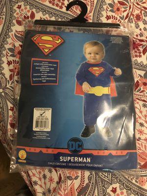 Superman Halloween costume for Sale in Fort Lee, NJ