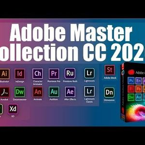 Adobe master Collection CC 2020 Full Version for Sale in San Diego, CA
