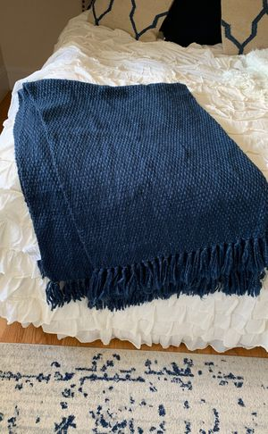 Knit Throw Blanket for Sale in Brookline, MA