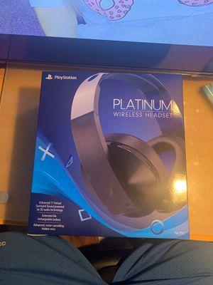 Platinum Wireless Headset for Sale in San Diego, CA