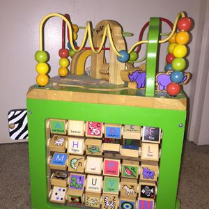 Zanyzoo Busy Box for Sale in Bethesda, MD