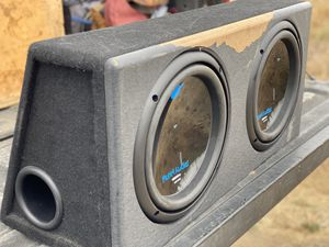 Planet audio 10 inch subs for Sale in Watsonville, CA