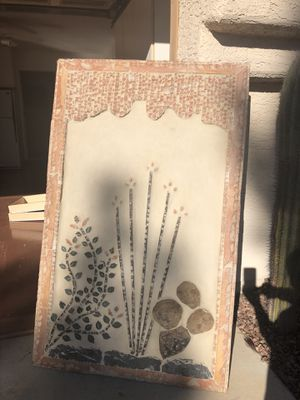 concrete picture frame for Sale in Las Vegas, NV