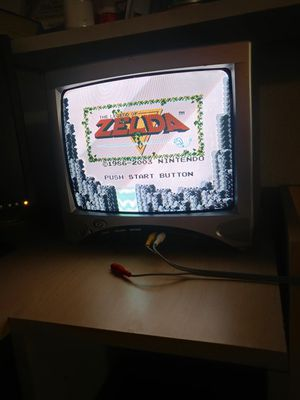 CRT tv for some classic gaming. for Sale in La Mesa, CA