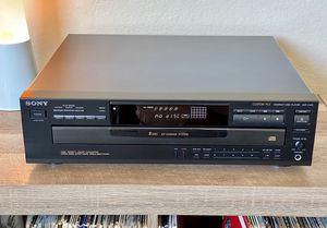Sony 5 disc CD Player/Changer CDP-C445 in Excellent Conditions. Made in Japan! for Sale in Alafaya, FL